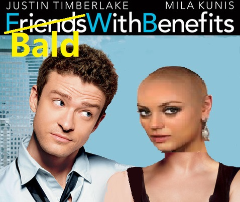 Bald with Benefits