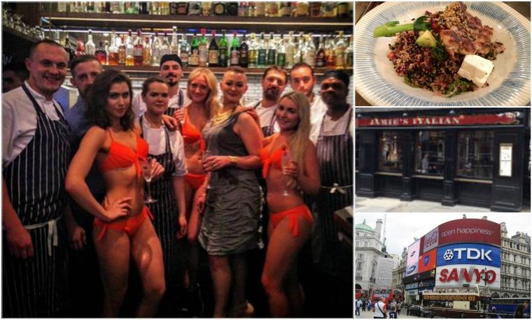 Eimear Coghlan Tanorganic Jamie Italian London Ahead with style