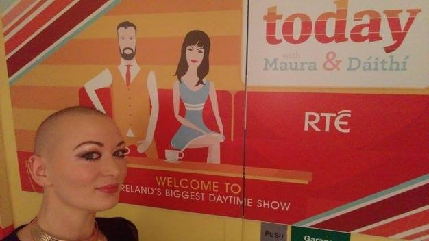 EIMEAR COGHLAN A HEAD WITH STYLE TODAY SHOW