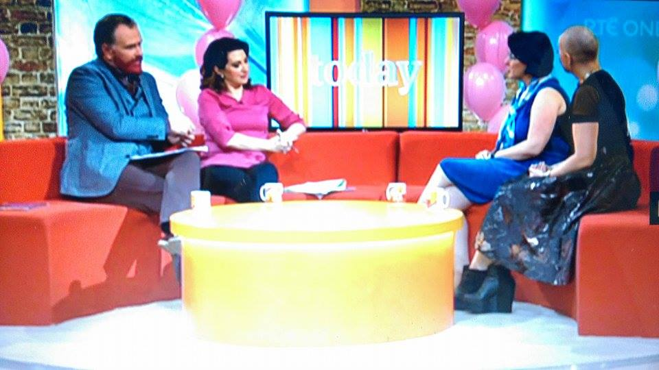 EIMEAR COGHLAN AHEADWITHSTYLE COAST TODAY SHOW