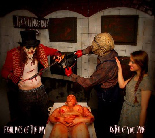 Nightmare Realm Eimear Coghlan A head with style