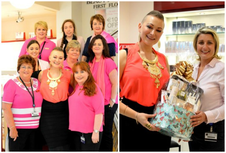 EIMEAR COGHLAN A HEAD WITH STYLE BREAST CANCER DOUGLAS CHEMOSPIRATION