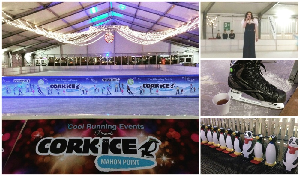 Ahead with Style Cork on Ice